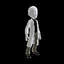 Costume de Dr D
