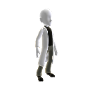 Dr. D-kostuum
