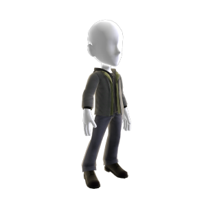 Alan Wake Dressup