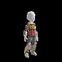 Costume di GRIMLOCK