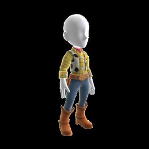 Woody Costume