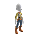 Woody Costume