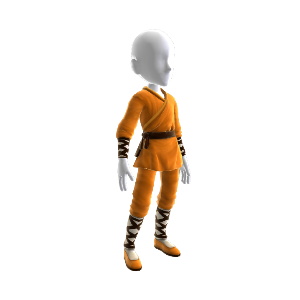 Shaolin Outfit 