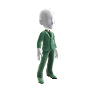 Green Tux