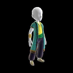 Flaschengeist-Kostüm