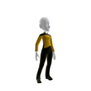 Starfleet operations officer costume