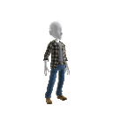 "Outfit ""Alan Wake Arizona"""