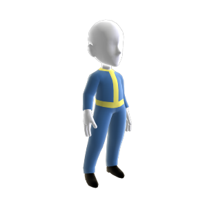 Vault Boy Suit