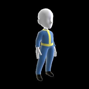 Vault Boy Suit