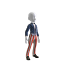 Stars and Stripes Suit