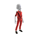 Thriller-Outfit