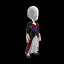 Costume de reine