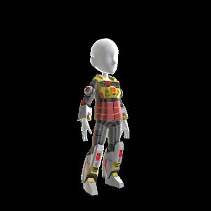 GRIMLOCK suit