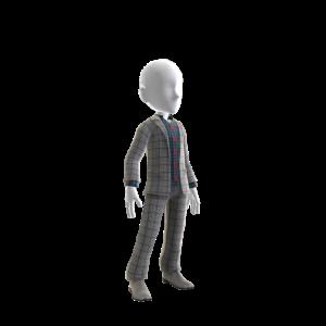 Major Nelson Tweed Suit