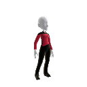 Starfleet command officer costume