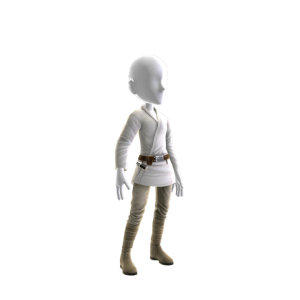 Luke Skywalker Tatooine Outfit