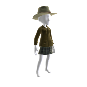 Safari Jacket & Hat