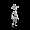Alien-Kleid