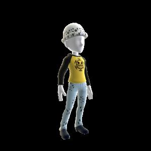 Trafalgar Law outfit