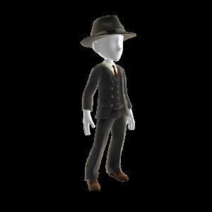 L.A. Noire 1940's Detective Suit