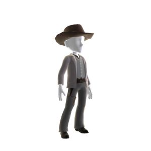 Westworld Teddy Suit