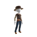 Outlaw Costume