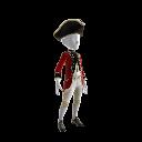 Costume de soldat anglais