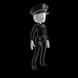 L.A. Noire Patrol Suit