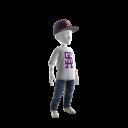 Ballas-Outfit
