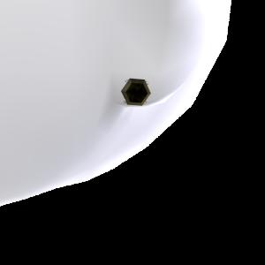 Black Diamond Platinum Studs