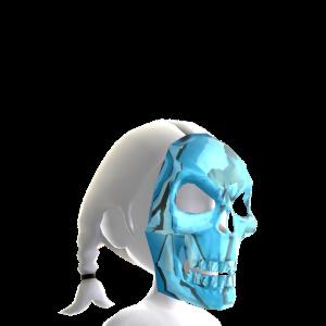 Skeleton Mask Brite Chrome
