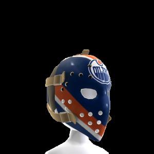 Edmonton Oilers Vintage Mask