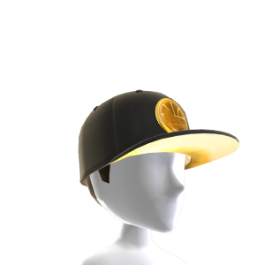 Warriors Bling Hat