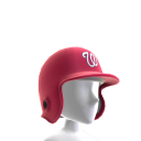 Washington Nationals Batter's Helmet