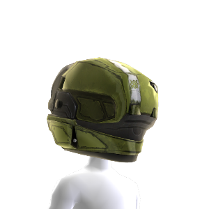 Gungnir Helmet - Green