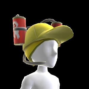 Cappello portabibite