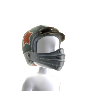 Vintage Helmet 