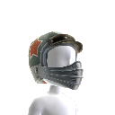 Retro-Helm 
