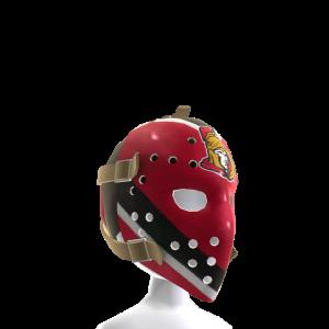Ottawa Senators Vintage Mask