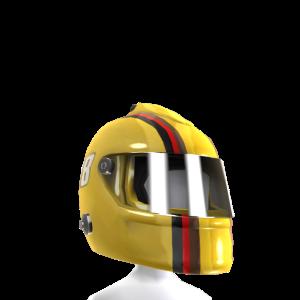 Kyle Busch Helmet
