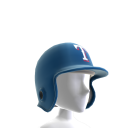 Texas Rangers Batter&#39;s Helmet