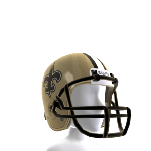 New Orleans Helmet