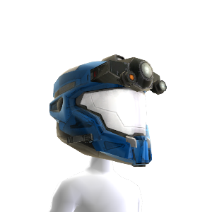 Operator Helmet- Blue