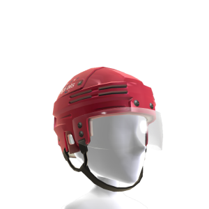 Washington Capitals Alternate Helmet