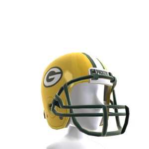 Green Bay Helmet