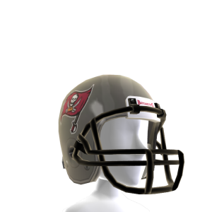 Tampa Bay Helmet