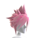 Anime Hero Hair - Pink