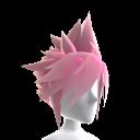 Anime Hero Hair - Pink