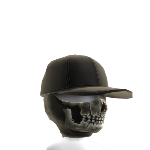 Skull Balaclava and Cap