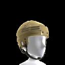 Notre Dame Hockey Helmet